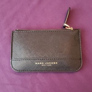 Marc Jacobs coin pouch/ credit card holder